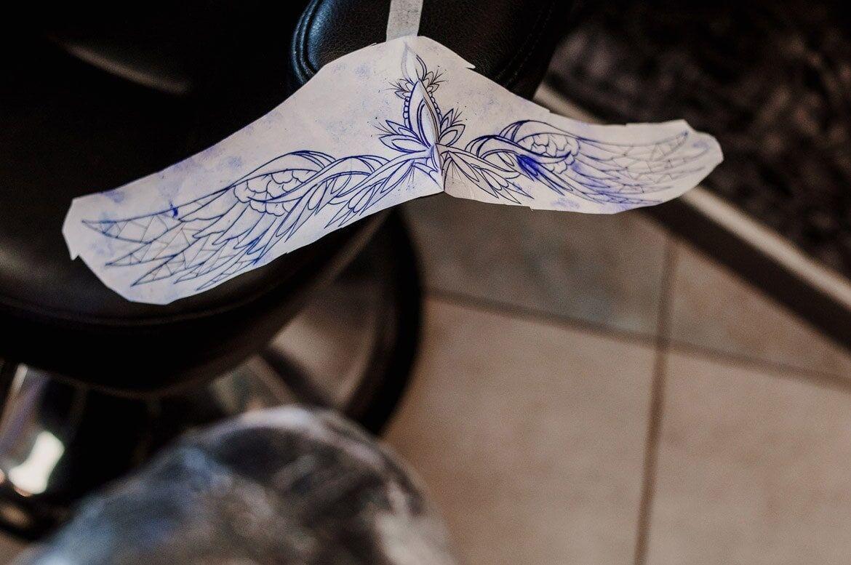 wladca pierscieni tatuaz